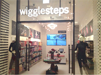wigglesteps Store in Berlin