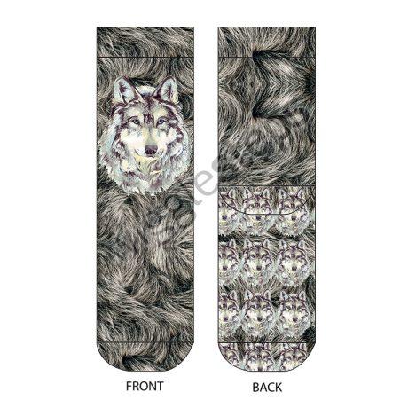 Lady Socks WOLF