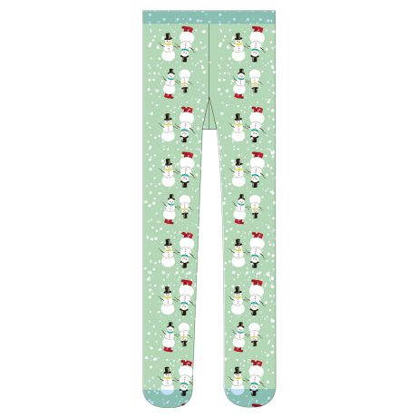 Kids Tights SNOWMAN