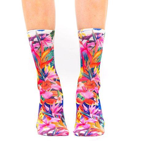 Lady Socks CARNATION III