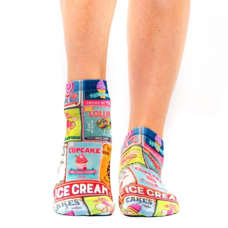 Lady Sneaker VINTAGE PATISSERIE