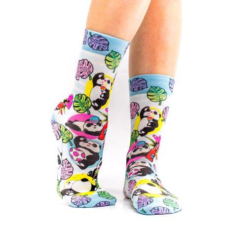 Lady Socks PANDA MOODS