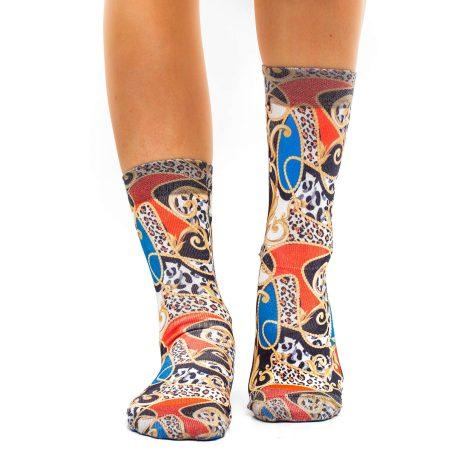 Lady Socks SCARF ACE 2