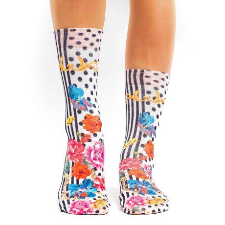 Lady Socks BAROQUE BLOOM