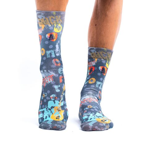 Men Socks ROCK CONCERT