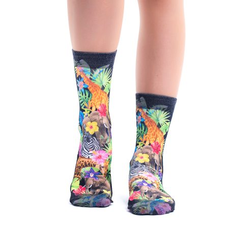 Lady Socks JUNGLE ISLAND I
