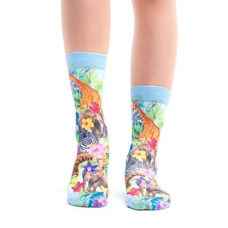 Lady Socks JUNGLE ISLAND II