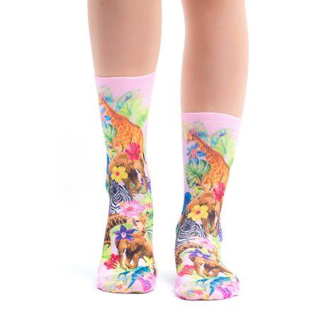 Lady Socks JUNGLE ISLAND III
