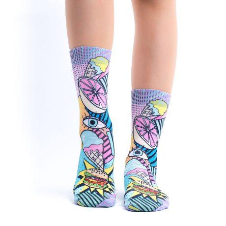 Lady Socks EYES CREAM