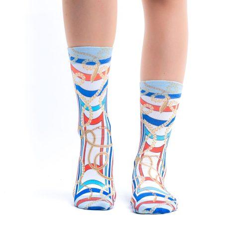 Lady Socks SAILOR´S ROPE