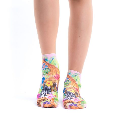 Lady Sneaker JUNGLE ISLAND III