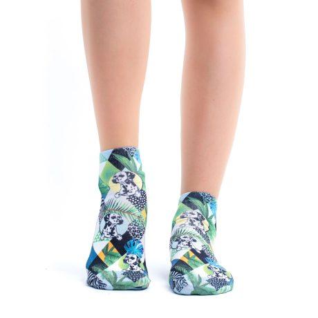 Lady Sneaker DALMATION PUPPIES-W