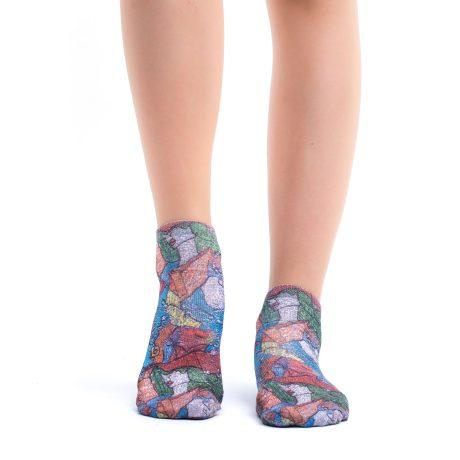 Lady Sneaker JOAN MIRO