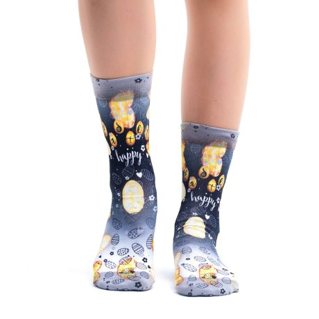 Lady Socks GOLDEN EASTER