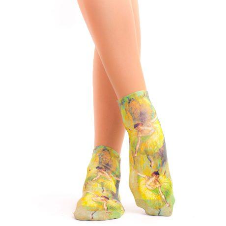 Lady Sneaker DEGAS TWO DANCERS