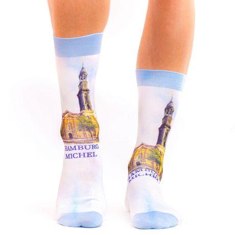 Men Socks HAMBURG MICHEL
