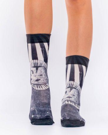 Lady Socks JAZZ PIANO-W