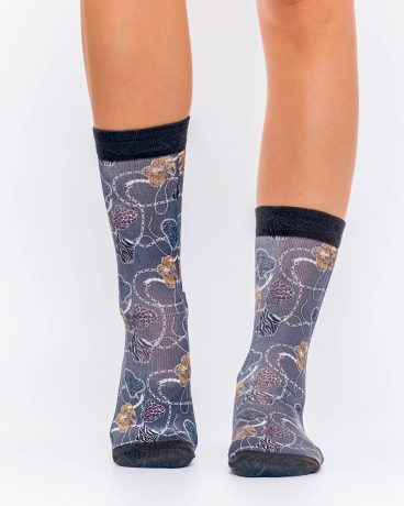Lady Socks ANIMAL MARKINGS III