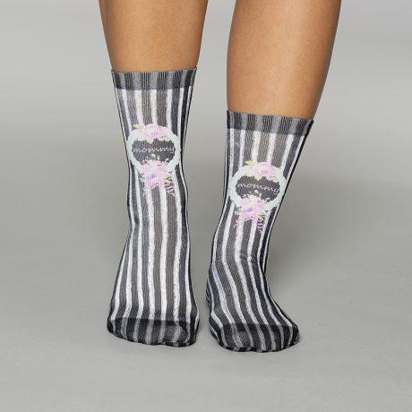 Lady Socks M-WALL