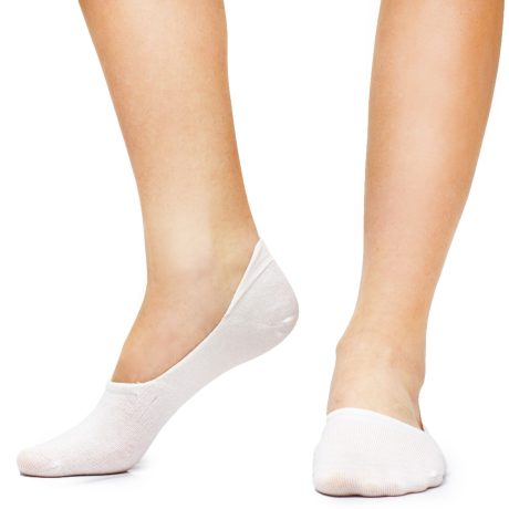 Lady Loafer Doublepack WHITE