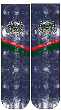 Men Socks RACE TIGER