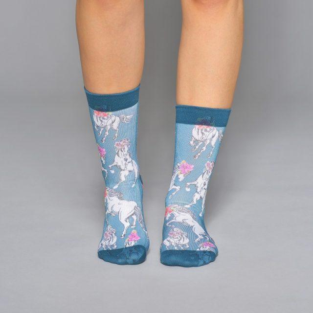 Lady Socks LADY BLOOMY
